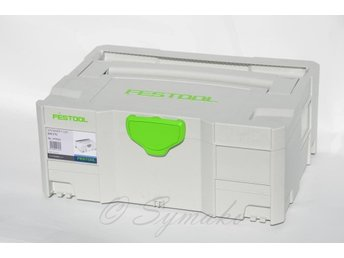 Festool Systainer SYS 2 T-LOC