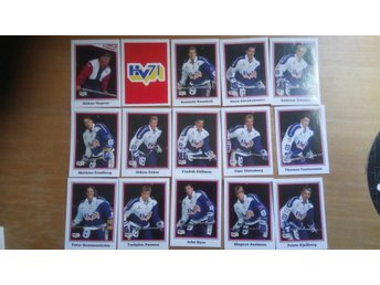 Stickers Elitserien 93/94 - HV 71
