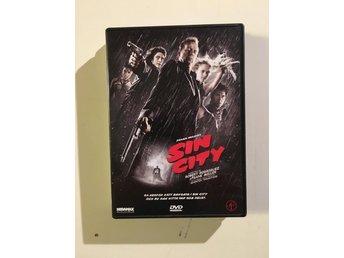 Sin City/Bruce Willis/Mickey Rourke/Josh Hartnett/Jessica Alba - Vittaryd - Sin City/Bruce Willis/Mickey Rourke/Josh Hartnett/Jessica Alba - Vittaryd