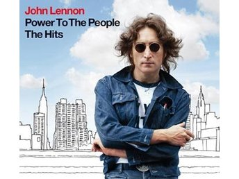 Lennon John: Power to the people/The hits (Rem) (CD)