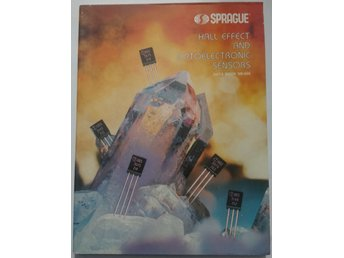 Sprague Hall Effect and Optoelectronic Sensors Data Book SN-500