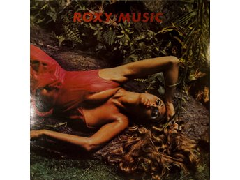 "Roxy Music, Stranded, ""Mother Of Pearl,"" ""Amazona"" A Song For Europe"""