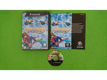 Skies of Arcadia Legends KOMPLETT Gamecube Nintendo Game Cube