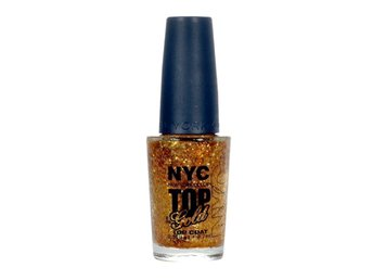 NYC Top of the Gold Top Coat 14K- Gold Maiden