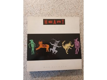 Heart. Bad Animals. Fr 1987. Nr  ESTU 2032.