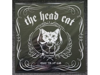 "the head cat ""rockin' the cat club"" LP (mint) lemmy motorhead stray cats"