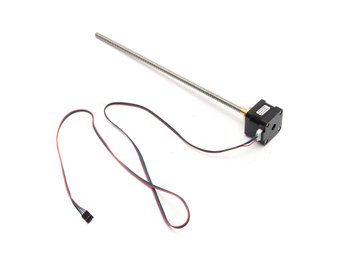 42 Stepper Motor Stroke 285MM Hold Torque 28N.cm With 300...
