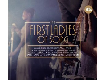 First Ladies Of Song (3 CD)