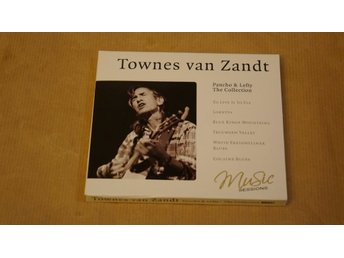 Townes van Zandt - Panvho & Lefty - the collection (CD)