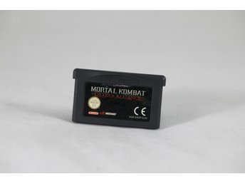 Mortal Kombat - Deadly Alliance till Nintendo Gameboy Advance