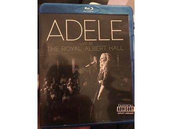 Adele - live at the royal Albert hall, blu-ray + cd