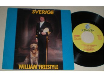 William Freestyle 45/PS Sverige 1982