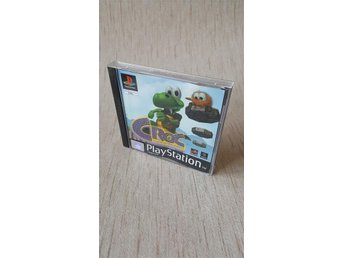 PS1: Croc Legend of the Gobbos