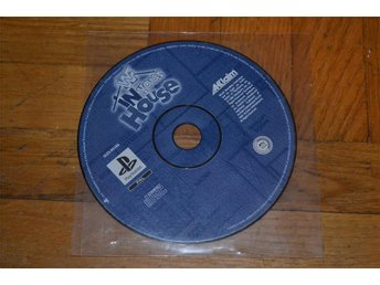 WWF In Your House Playstation PS1 PSOne ENDAST SKIVA