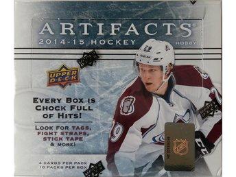 2014/2015 Upper Deck Artifacts NHL Hockey Hobby Box - Rönninge - 2014/2015 Upper Deck Artifacts NHL Hockey Hobby Box - Rönninge