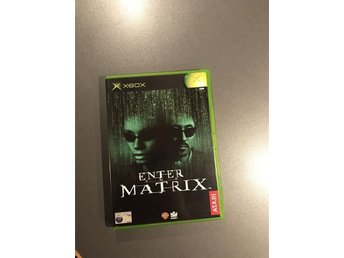 Enter the Matrix spel till Xbox