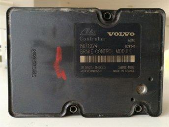 ABS styrenhet (Brake control module) Volvo V70 -04 - Täfteå - ABS styrenhet (Brake control module) Volvo V70 -04 - Täfteå