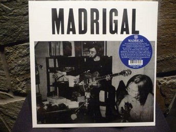 MADRIGAL - Madrigal - Subliminal Sounds SUB-115-LP (1971) RSD-issue 2017