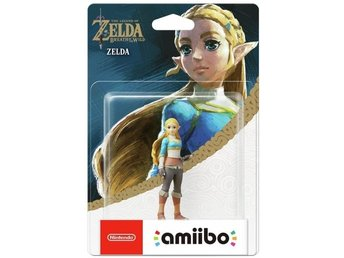 AMIIBO ZELDA Fieldwork - Zelda Breath of the wild
