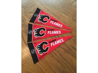 Calgary Flames Mini Vimpel 3 st NHL