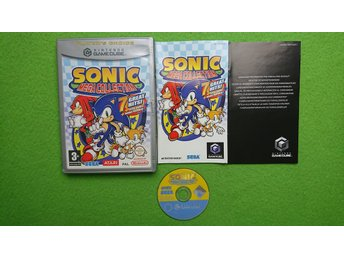 Sonic Mega Collection KOMPLETT Gamecube Nintendo Game Cube