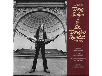 CD: Best of Doug Sahm & The Sir Douglas Quintet 1968-1975