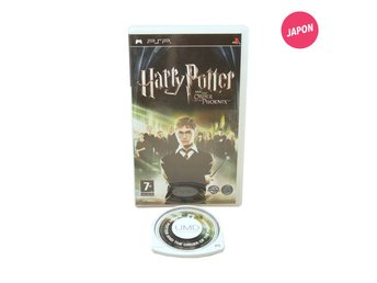 Harry Potter and the Order of the Phoenix (EUR / PSP)
