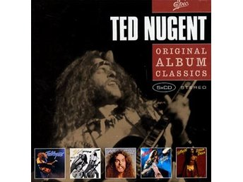 Nugent Ted: Original album classics 1975-80 (5 CD)