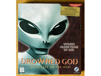 Drowned God PC CD