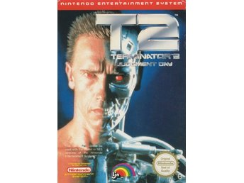 T2 Terminator 2 Judgment Day - NES - Kassett