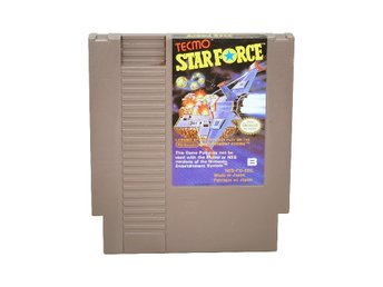 Star Force (SCN / NES)