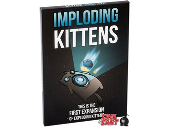 Imploding Kittens (This is The First Expansion of Exploding Kittens)