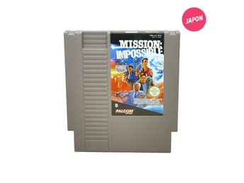 Mission: Impossible (SCN / NES)