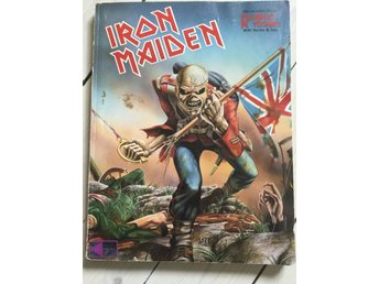 Iron Maiden Recorded versions with Notes & Tab