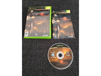 Knights of the Temple internal crusade xbox