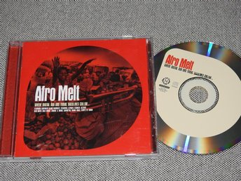 Afro Melt CD - Dub / Tribal Basslines - Ladysmith Black Mambazo,Acid Queen