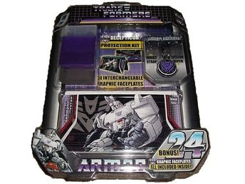 Transformers - Deception Protection Kit for Nintendo DS Lite