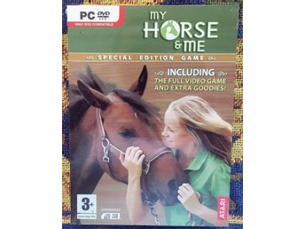 My Horse and Me Special Edition Game (PC NY!)