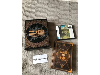 Ninokuni collectors edition nintendo Ds*jap*