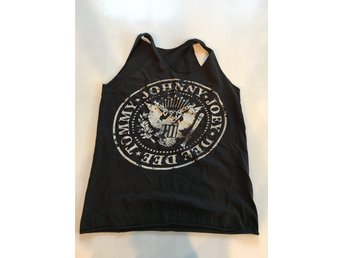 Ramones linne storlek small / medium