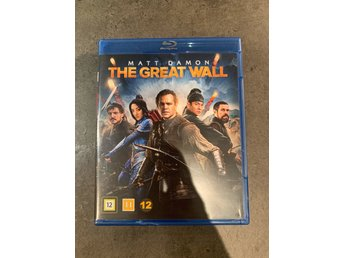 The great Wall (2016) Blu-ray