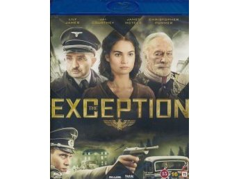 Exception (Blu-ray)-Christopher Plummer och Loïs van Wijk