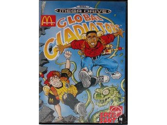 Mcdonalds Global Gladiators (Svensk Version)