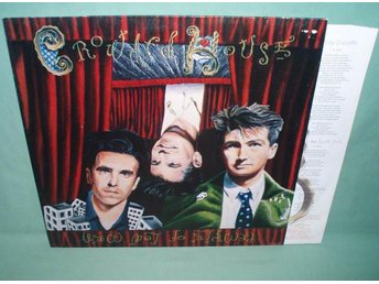 CROWDED HOUSE - Temple of low men , LP 1988,