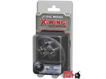 Star Wars X-Wing Miniatures Game Tie Defender Expansion