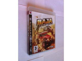 PS3: Baja - Edge of Control