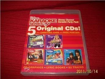 KARAOKE - Disney channel party pack 5-CD - NY INPLASTAD - östra Ljungby - KARAOKE - Disney channel party pack 5-CD - NY INPLASTAD - östra Ljungby