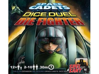 Space Cadets Dice Dual Die Fighter Expansion