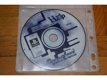 Broken Sword Shadow Of The Templars Playstation PS1 PSOne ENDAST SKIVA
