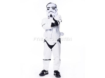 Star Wars The Force Awakens Utklädnad Kostym Storm Troopers Fri Frakt